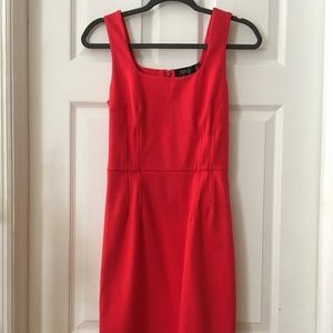 Fitted Red Cocktail Dress | Bird by Juicy Couture
